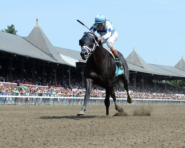 Ready Dancer Entered at Belmont